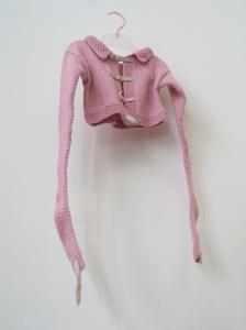 Cotton yarn, leather, metal